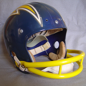 1980 Original Riddell Wildcat Sweatband Suspension Football Helmet