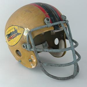 Image result for jacksonville express football helmet