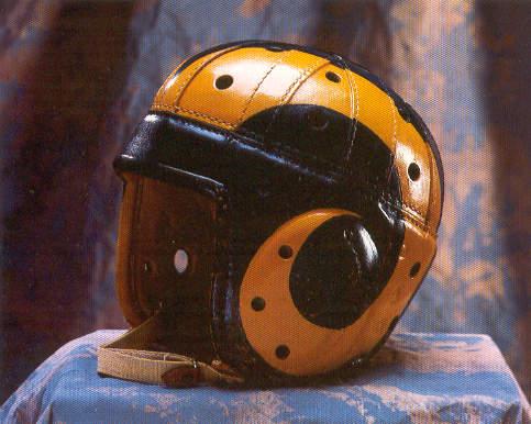 classic rams helmet hut